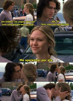 Series Movies, Book Series, Movies And Tv Shows, Best Movie Quotes, Tv Show Quotes, Teen Wolf Memes, 10 Things I Hate About You, Perfect Movie, Cinema