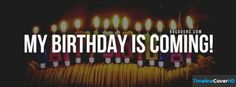 Birthday Pictures for Facebook | My Birthday Facebook Cover Timeline Banner For Fb Facebook Covers ...