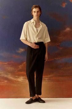 Sandro Paris Spring-Summer 2020 Collection | Male Fashion Trends