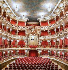 Cuvillies Theater, Munich | opera houses, best opera houses, opera, architecture, art, artist, music