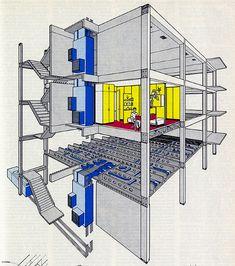 Gerald Gamliel Weisbach. Architectural Design 39 February 1969: 95 | RNDRD