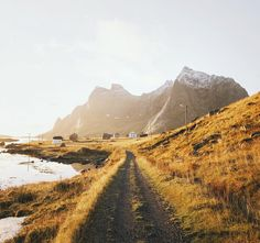 The far end of the fjord by alexstrohl