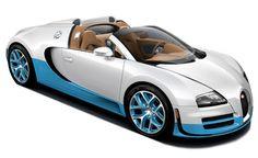 Bugatti Veyron - Perhaps the greatest supercar ever.