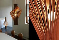 This is a lamp! Decor, Wall Lights, Wooden, Interior, Lamp, Bulb, Wooden Lamp, Lights, Lights Fantastic