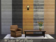Rirann's Wooden Wall Planks