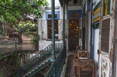Cafecito in the Santa Teresa neighbourhood, Rio de Janeiro | heneedsfood.com