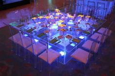 Party Rentals and Event Furniture - Wedding Event Pictures