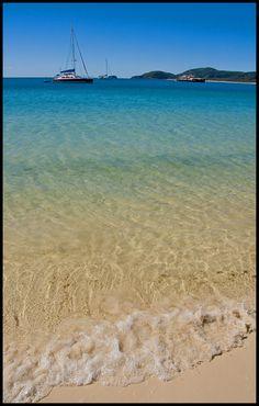 Whitehaven Beach, Whitsunday Islands, Queensland, Australia, Roberto Portolese