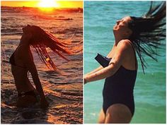 Comediante questiona as fotos inusitadas e irreais que as celebridades publicam nas redes sociais.