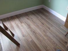 future laminate floors in kitchenden area