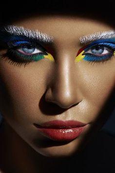 makeupartistsmeet:  Makeup: Moises Ramirez  Instagram: @moisesartnyc Website: www.moisesramirezart.com  Photographer: Pino Gomes  Website: w...