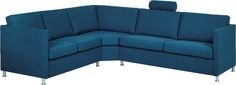 Sofa - velg blant flotte modeller eller bygg din egen modulsofaLondon Symphony modulsofaOppsett 18, stoff Orleans