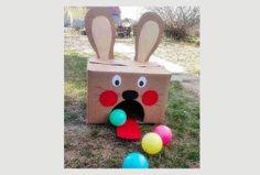 de 10 leukste spelletjes voor Pasen: Paasgolf