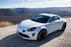 Alpine Vision ルノー、市販モデルに近づいた「アルピーヌ・ビジョン」コンセプトを発表