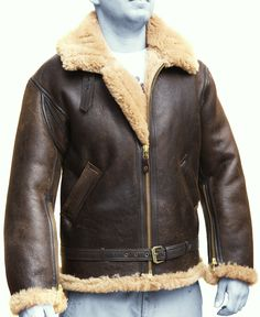 Hommes: Vêtements Chevignon Flying Jacket Cuir Junior Vintage High Safety Vêtements, Accessoires