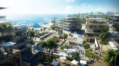 Gallery of 10 Design Unveils Masterplan for Mediterranean Development Along Egypt's Coast - 1
