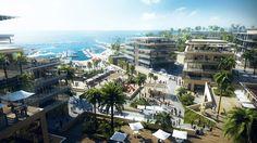 Gallery of 10 Design Unveils Masterplan for Mediterranean Development Along Egypt's Coast - 1