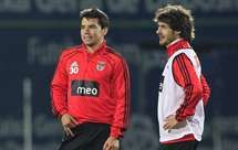 Saviola e Aimar, SL Benfica