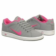 a1af79167f Athletics Nike Women s Court Tradition II Greypink FamousFootwear.com Nmd  R1