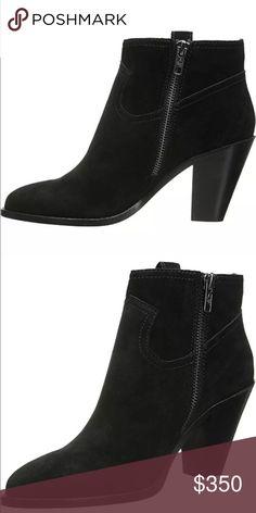 ASH Womens Cool Black Suede Fashion shoes Medium (B,M