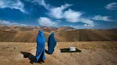 Afghan women - Wars through photojournalist Lynsey Addario's lens
