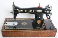 Singer Model 15K (1894)- By The Singer Design Team
