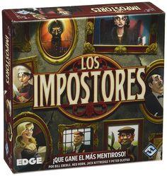 Los impostores: Vv.Aa: Amazon.es: Juguetes y juegos