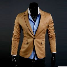 mobile site-Promotion!2012 men's clothing blazer outerwear suit slim casual suits men blazer,RD68