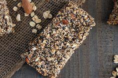Quinoa Chia Seed Protein Bars - Cooking Quinoa