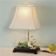 george home rabbit lamp lighting asda direct bunny. Black Bedroom Furniture Sets. Home Design Ideas