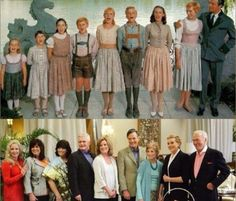 Sound of music before and after