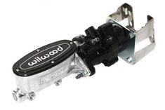 Hydroboost w/ Polished Wilwood Master Cylinder Brake Kit