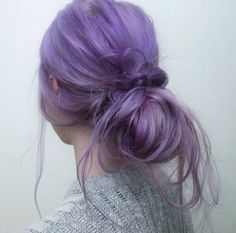 aesthetic, alternative, fashion, girly, grunge, hair, hairstyle, hipster, indie, lilac, lilac hair, pale, pastel, vintage