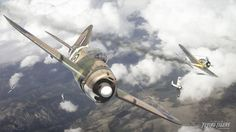 http://www.deviantart.com/art/FLYING-TIGERS-SHADOWS-OVER-CHINA-611752712
