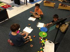 Centers: Musical Groceries | Elementary Music Resources