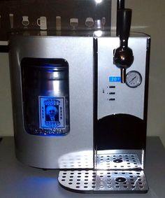 DIY for Homebrew Beer: EdgeStar Deluxe Mini Kegerator