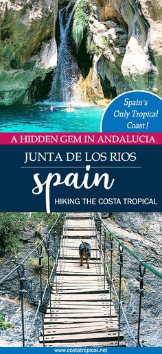 Visit The Beautiful Costa Tropical Group Travel, Family Travel, Adventure Company, Spain Travel Guide, Hiking Guide, Hiking Spots, Granada Spain, Natural Park, Back Road
