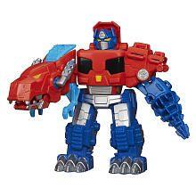 Playskool Heroes Transformers Rescue Bots Action Figure  Optimus Prime