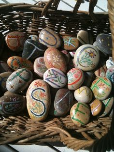 Ever wondered what to do with all those pebbles collected from beach holidays??   Why not paint your own Pebble Alphabet! Encourage your child to get creative and learn their letters! #PebbleAlphabet