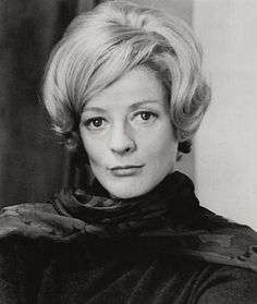Maggie Smith!!!
