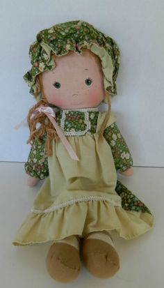 vintage Holly dolls hobby