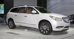 2017 Buick Enclave Changes buick enclave