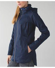 Rain Supreme (aka Fo Drizzle) Jacket | Deep Navy (DNVY)