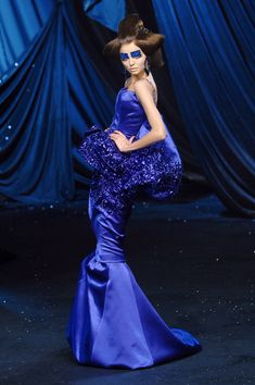 Christian Dior Couture Spring 2008 - The Most Mind-Blowing Couture Gowns of the Last Five Years - StyleBistro