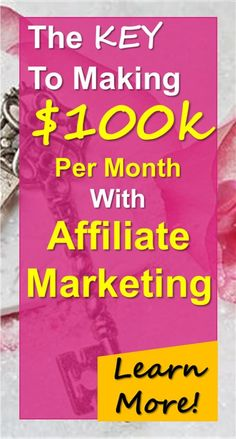 Read the secret I found to affiliate marketing that has allowed me to make $10K per month affiliate marketing! Many new bloggers never make a penny online, so it is important that you copy the successful bloggers that make money! This secret will make sure you make extra money online - TODAY!