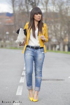 What the Athleisure trend is and how you can rock it Casual Work Outfits, Mode Outfits, Office Outfits, Fall Outfits, Fashion Outfits, Womens Fashion, Stylish Outfits, Office Attire, Sweater Outfits