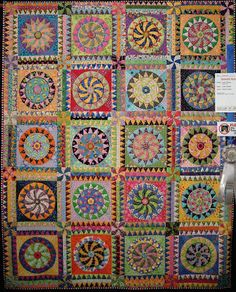 Confessions of a Mad Quilter: Dallas Quilt Show Re-cap