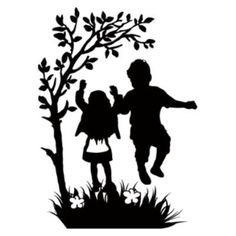 "Style and Apply Happy Kids Wall Decal Size: 33"" H x 24"" W, Color: White"