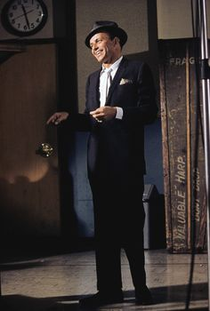 The great Frank Sinatra