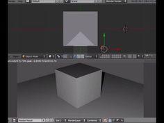 Tutorial Blender 3D 2.5 - Corso di base - 27: primo esempio di Rendering - #BasiModellazioneEAnimazione #Blender #Blender3D25 #CorsoBlender #InterfacciaGrafica #LezioniBlender #Redbaron85 #Videotutorial http://wp.me/p7r4xK-c2